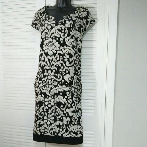 Kasper Dresses K By Plus Size 16 Stretchy Career Dress Poshmark